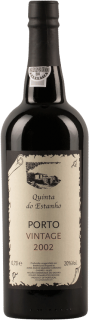 Quinta do Estanho Vintage 2002, Quinta do Estanho