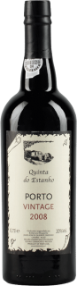 Quinta do Estanho Vintage 2008, Quinta do Estanho
